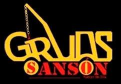 Gruas Sanson